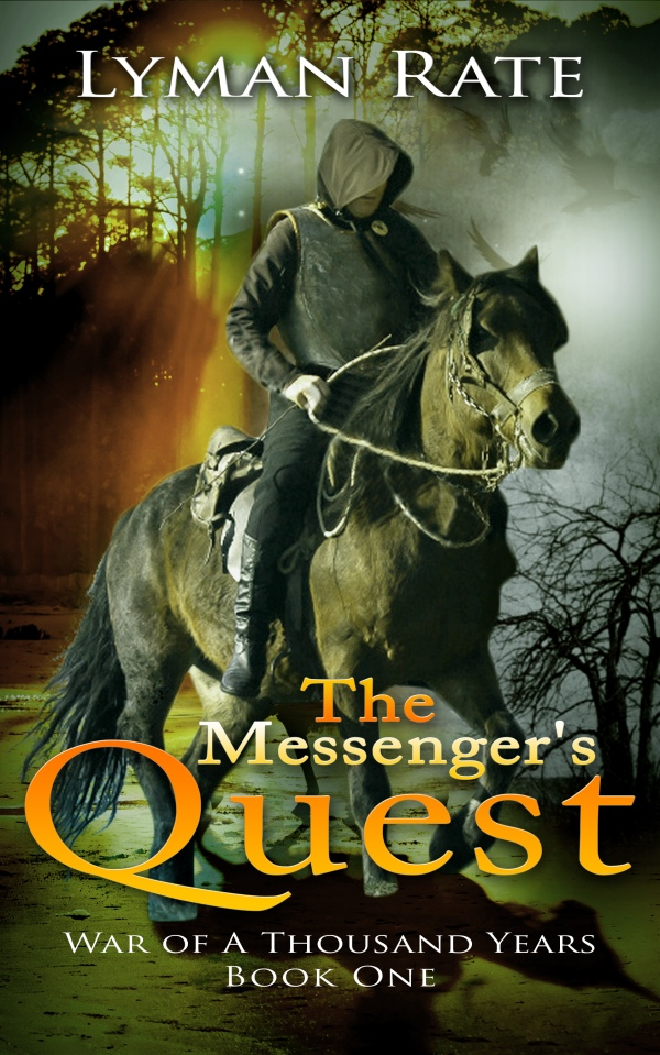 The Messengers Quest Final E-Book Cover